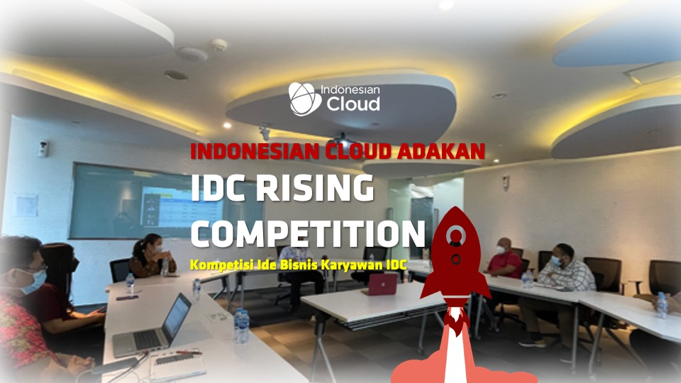 IDC Rising Competition, Sayembara Ide PT Indonesian Cloud