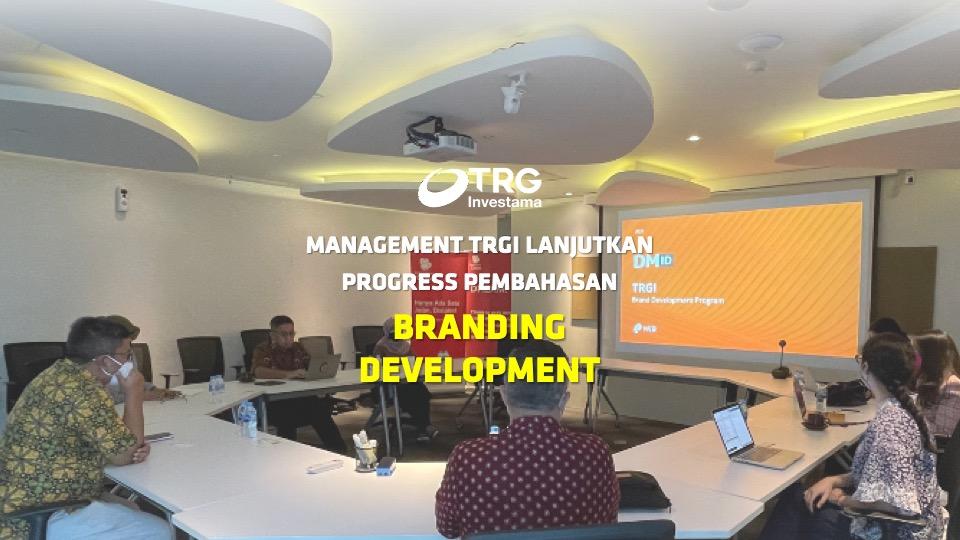 Management TRGI Lanjutkan Branding Development Program